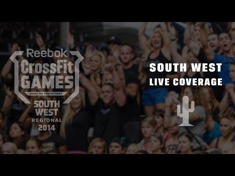 South West Regional - Day 2 Live Stream