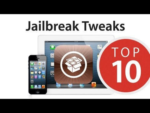 TOP 10 JAILBREAK iOS 6 Cydia Apps und Tweaks [Deutsch/German] - 2013