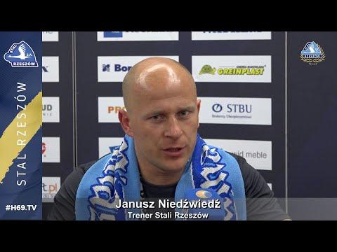 #H69.TV |KONFERENCJA| Stal Rzeszów - Podhale Nowy Targ |2019.06.08|