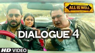 All Is Well Dialogue - 'Kinare Karo, Mujhe Make Water Karna Hai' | T-Series