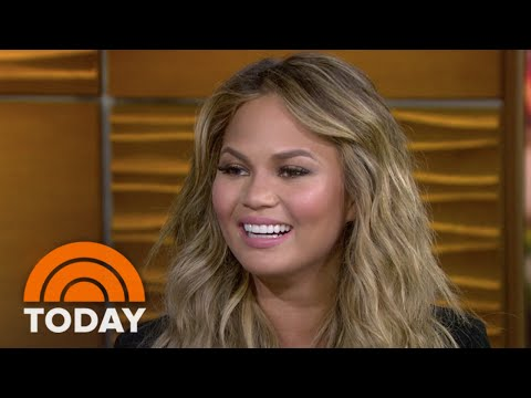 Chrissy Teigen Returns To Sports Illustrated Swimsuit Edition | TODAY