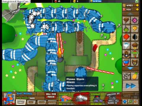 How to complete the 50 MOAB challenge on BTD5