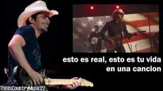 Brad Paisley - This Is Country Music [Traducida al Español]
