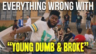 Download lagu Everything Wrong With Khalid -