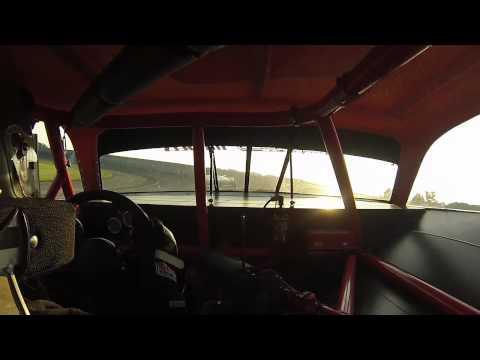 9/6/15 - Angola Motorsport Speedway - Billy Hutson In Car Camera