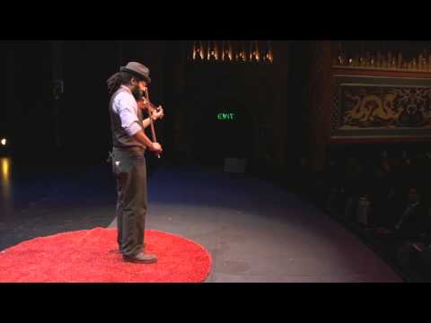 When folk music speaks: Ben Hunter at TEDxRainier Music Videos