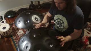 """HOPE - The handpan music of Jacob Cole - """"Day Dream"""""""