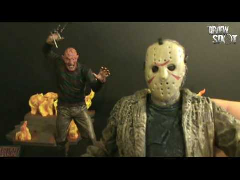Toy Spot - Neca Freddy Vs Jason Deluxe Boxed Set. Part 2