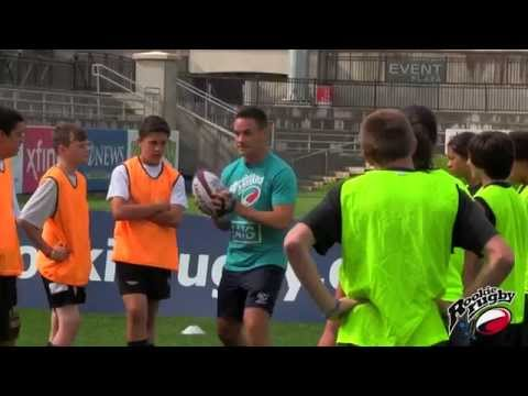 Rookie Rugby Promo