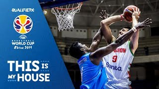 Lebanon v India - Full Game - FIBA Basketball World Cup 2019 - Asian Qualifiers