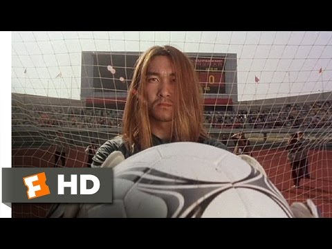 Shaolin Soccer (912) Movie CLIP - The Evil Goalie (2001) HD
