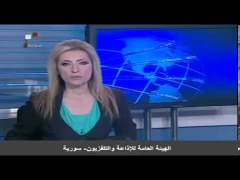 Syria  News for Monday May 20, 2013