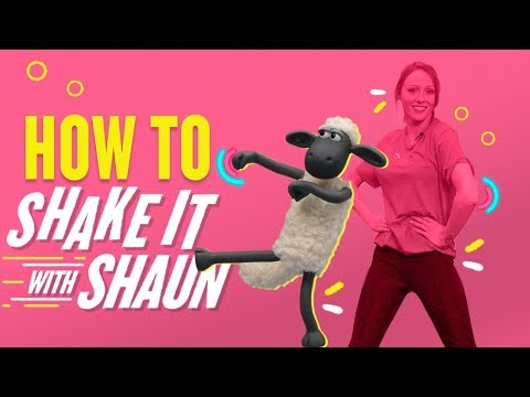 Learn How to Shake It With Shaun (Dance Tutorial)