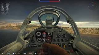 War Thunder Mig-9 vs Sabre Jet Gameplay (Türkçe)