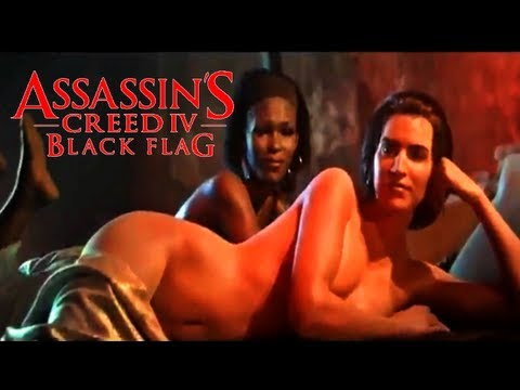 Assassin's Creed 4 (iv) Black Flag - Official Worldwide Premier Cinematic Trailer (ac4) Sex Scene? video