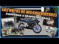 Las moto de mis suscriptores | Capítulo 2 ( Especial 50cc ) | AstroMotoVlogs