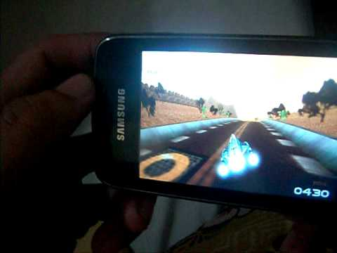 samsung wave y games turboflyHD