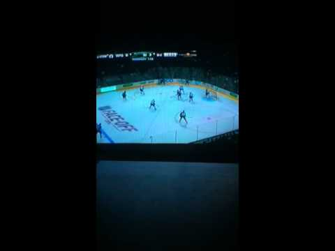 Winnipeg Jets vs San Jose Sharks 10/11/2014 part 3