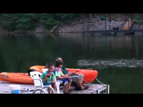 Fishing at Land Between the Lakes July 2010.mp4