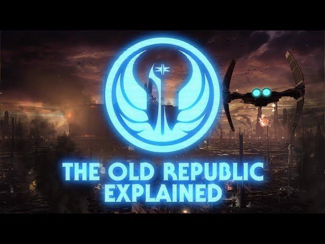STAR WARS THE OLD REPUBLIC - In the Context of Canon History