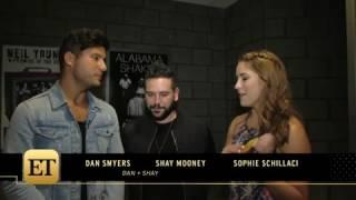 Download Lagu EXCLUSIVE: Dan Smyers & Shay Mooney of Dan +Shay Dish on Their Weddings Gratis STAFABAND