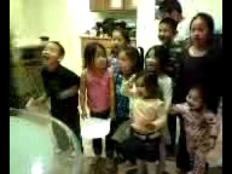 Traditional Chinese Birthday Song