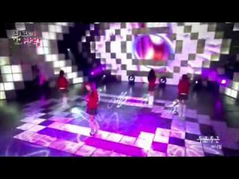 The Greatest Love OST: Thump Thump-Treasure Girls(Sunny Hill...