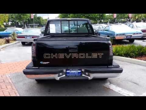 1993 Chevrolet Silverado Stepside 5.0 @ Karconnectioninc.com Miami. Fl