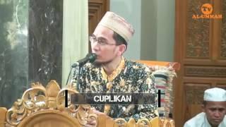 Masuk Islam karena ketiduran didalam masjid