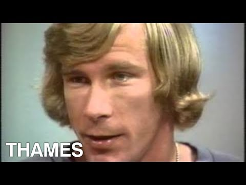 James Hunt - Formula 1 - Thames Television