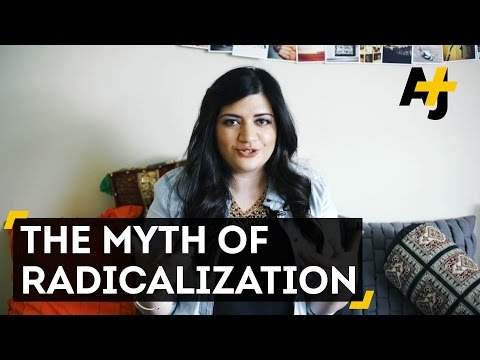 Is 'Radicalisation' a Myth? (3.57)