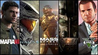 Обзор новинок игр Fallout 4, GTA 5, Mass Effect 4, Halo 5, Mafia 3