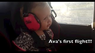 Ava's First Flight - KOKB Airport - Oceanside, California N361ES