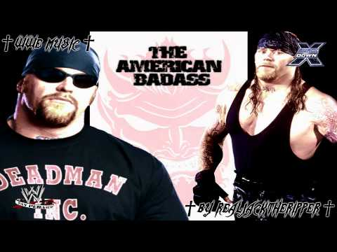 Undertaker Theme (12th) American Badass Uncensored Green Grass...
