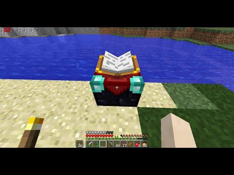 Survival 1.11 #8 / Snapshot 16w38a - Como hacer una mesa de encantamientos en minecraft 1.11