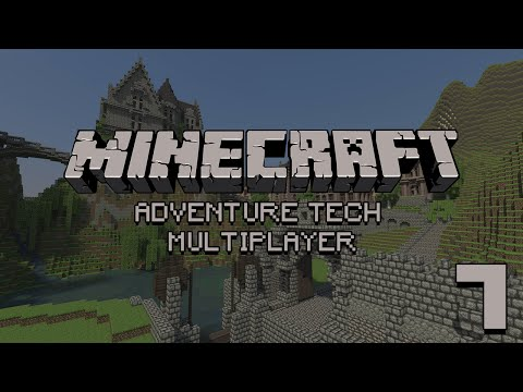 Zagrajmy na Adventure Tech Multiplayer - #7 Bogactwo :D [MINECRAFT]