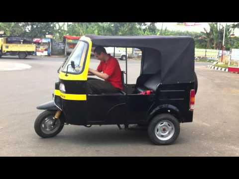 Learning How to Drive the Tuk-Tuk