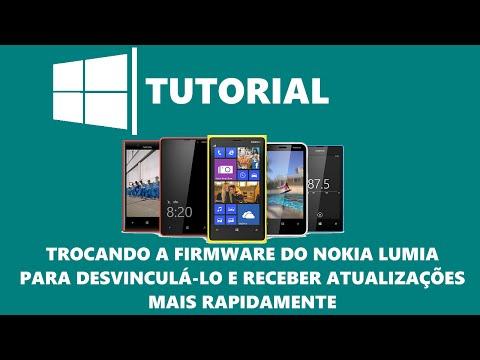 [NOVO Tutorial] Trocando a Firmware do Nokia Lumia para receber atualizações mais rapidamente