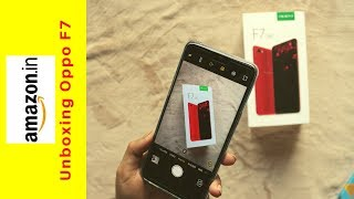 Unboxing: Oppo F7 Black 64 GB | Get Selfie Ready #vtraveller