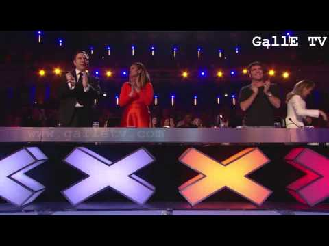 80 Years Old Women Amazing Dance In Britainsgottalent 2014 video
