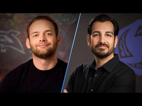 Developer Update Q&A – Heroes of the Storm