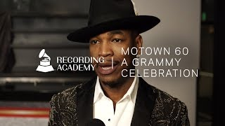 Ne-Yo Talks How The Temptations Influenced His Personal Style | Motown 60: A GRAMMY Celebration