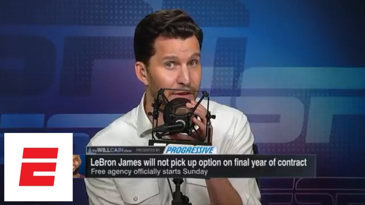 Will Cain: Why can't people ever blame LeBron James for anything? | Will Cain Show | ESPN