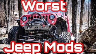 Jeep Owners Most Hated Mods