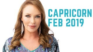 CAPRICORN FEBRUARY ~ RIGHT TIME RIGHT PLACE RIGHT PERSON!
