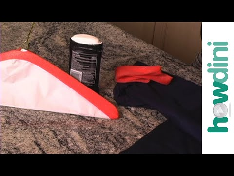 How to remove deodorant stains Video