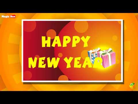 Happy New Year (puthandu) - Chellame Chellam - Cartoon animated Tamil Rhymes For Kids video