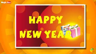 Happy New Year (Puthandu) - Chellame Chellam - Cartoon/Animated Tamil Rhymes For Kutty Chutties