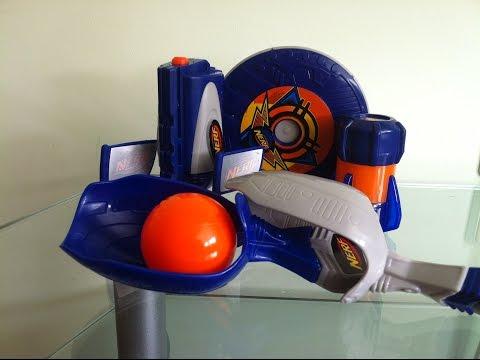 Nerf в Хэппи Мил / Nerf McDonald's Happy Meal Toys