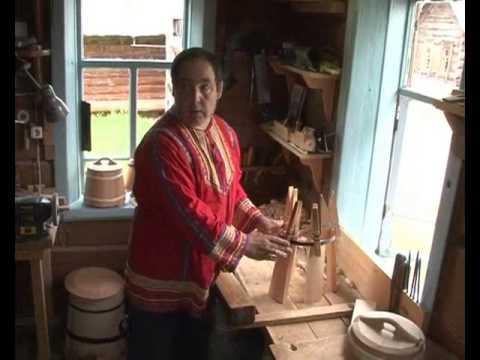 Бондарное дело: Изготавливаем бочки и кадки по старинной технологии